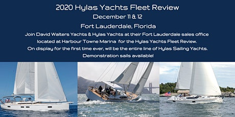 Hylas Fleet Review tickets