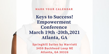 Keys to Success Empowerment Conference tickets