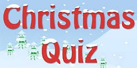 Big Christmas Quiz - in aid of the Tax Charities tickets