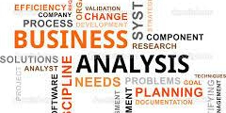 Business Analyst Fundamentals Training with Entry certificate tickets
