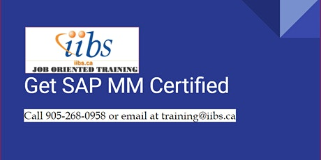 SAP S/4 HANA Sourcing and Procurement Certification Training (SAP MM) tickets