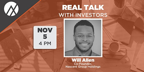 Real Talk with Investors tickets
