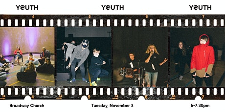 Middle School Youth November 3 tickets