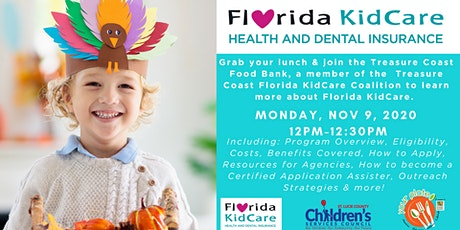 Florida KidCare Lunch & Learn tickets