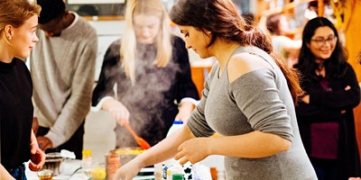 Vegetarian Sri Lankan cookery class with Tilly
