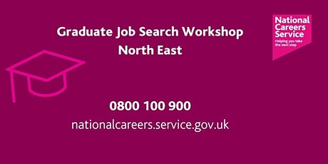 Graduate Job Search Workshop tickets