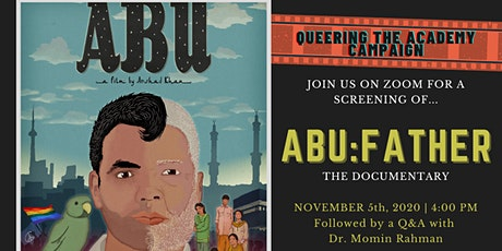 Screening of Abu: Father documentary tickets