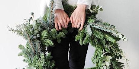 Wreath Decorating Workshop tickets