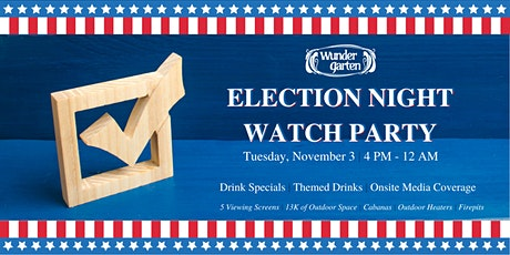 Election Night Watch Party! tickets