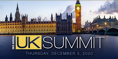 UK SUMMIT 2020 Presented By Winston Baker tickets