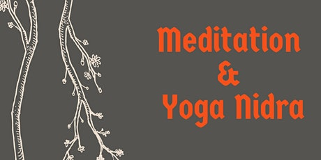 Meditation and Yoga Nidra (Event moved to Beckton and Royal Docks New Event tickets