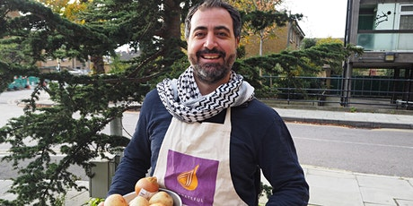 Vegetarian Lebanese cookery class with Ahmed tickets