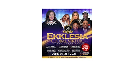 2021 Ekklesia Global Virtual Conference tickets