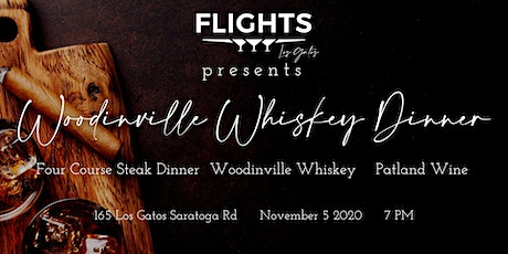 Woodinville Whiskey Dinner tickets