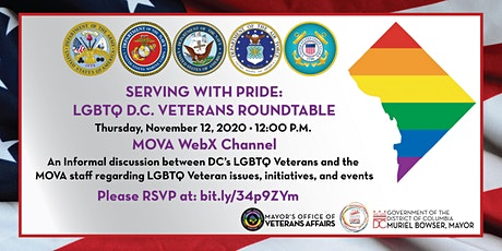 DC Veterans Roundtable tickets