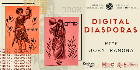 Digital Diasporas with Joey Ramona and New Ways of Worship Zine Launch tickets