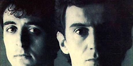 SESION DE REGRESO A LOS 80s  + EL ULTIMO DE LA FILA (CONCIERTO TRIBUTO) entradas