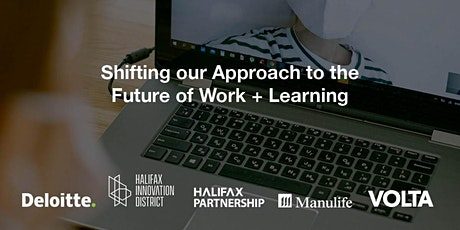 Shifting our Approach to the Future of Work + Learning tickets