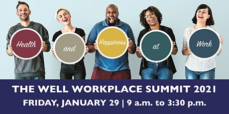 The Well Workplace Summit 2021 tickets