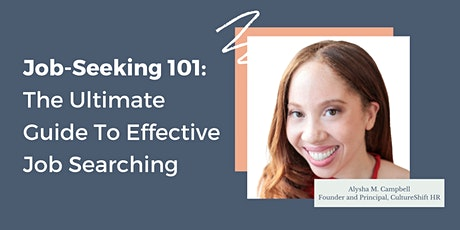 Job Searching 101 - The Ultimate Guide To Effective Job Searching