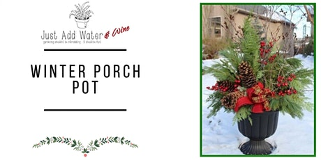 Winter Porch Pots tickets