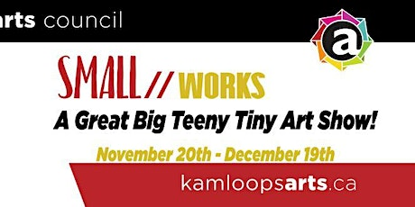 SMALL//works 2020 tickets