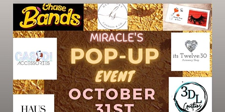 Miracle's Pop-Up Event tickets