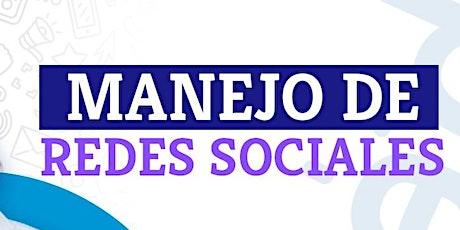 Curso Online de Manejo de Redes Sociales boletos