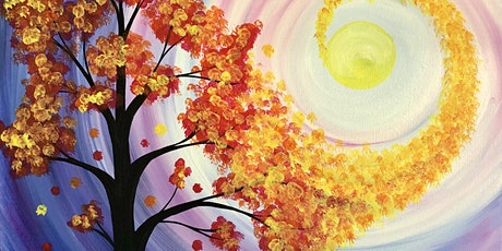 Autumn Dream - Paint Night with Buzzed Arts tickets
