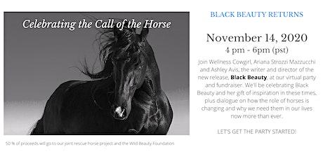 Celebrating Black Beauty &  the Magic of Horses tickets