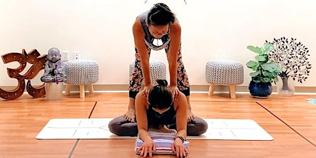 Guided Couples Yoga and Thai Body Work Massage tickets