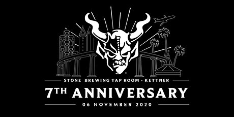 Stone Brewing Tap Room – Kettner 7th Anniversary Dinner tickets
