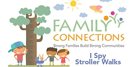 I Spy Stroller Walks with Family Connections - Shaker Heights tickets