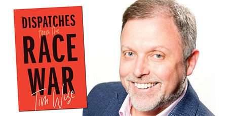Virtual Author Event with Tim Wise tickets
