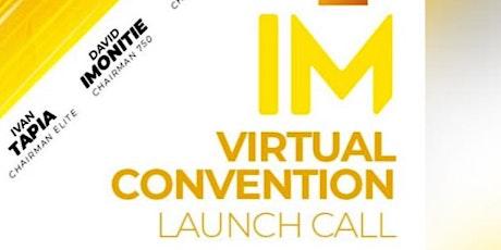 Evento Internacional IM bilhetes