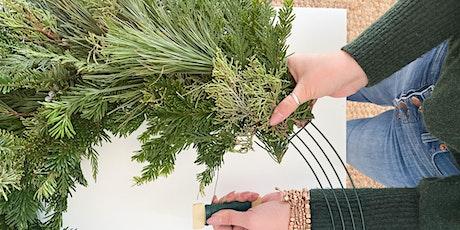 Wreath Making Class 11/27 2pm tickets