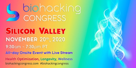 BiohackingCongress, Silicon Valley tickets
