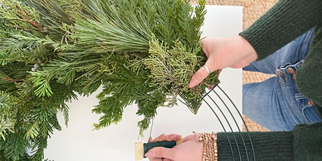 Wreath Making Class 11/29 2pm tickets
