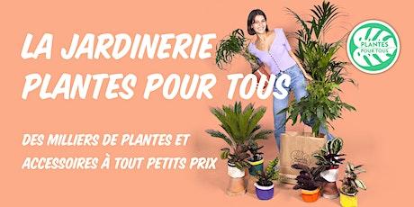 La Jardinerie à tout petits prix au coeur de Paris billets