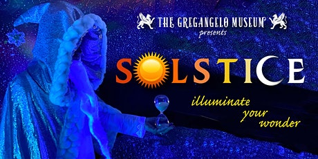 SOLSTICE: ILLUMINATE YOUR WONDER 12/10 tickets