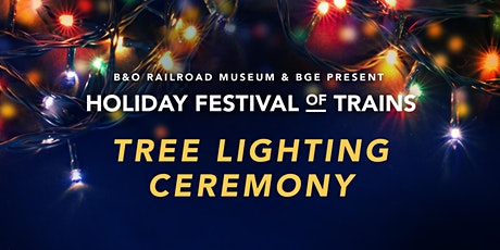 Holiday Festival of Trains - Tree Lighting tickets
