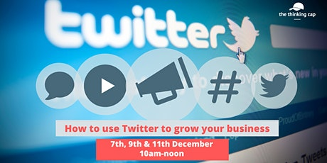How to use Twitter to grow your business tickets