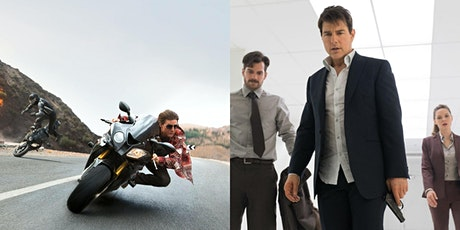 MI5: ROGUE NATION & MI6:FALLOUT Two Feature Event! tickets