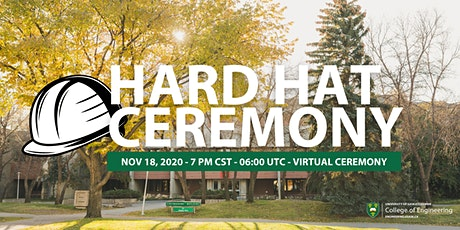 College of Engineering: 2020 Virtual Hard Hat Ceremony tickets