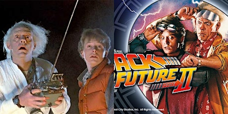 BACK TO THE FUTURE 1 & 2 Two Feature Event! tickets