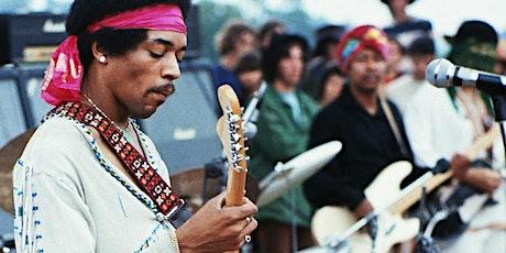 Rock-N-Roll 1965-1973: Vietnam-Woodstock - Livestream Music History Program tickets