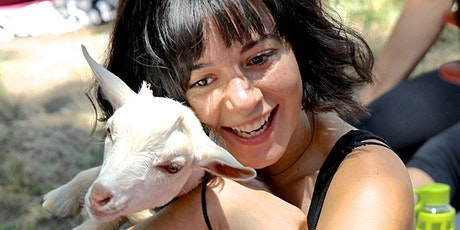 Goat Yoga Nature Walk in Pasadena tickets