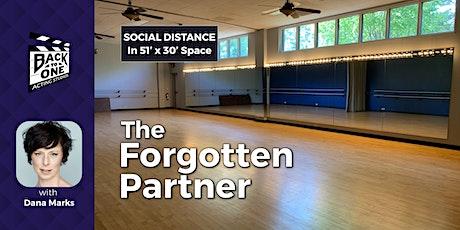 THE FORGOTTEN PARTNER (A Movement Workshop for Actors) tickets