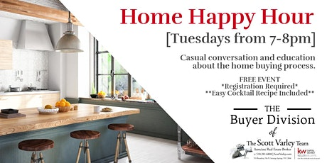 Home Happy Hour tickets