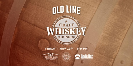 Craft Whiskey Roundup (Virtual!) tickets